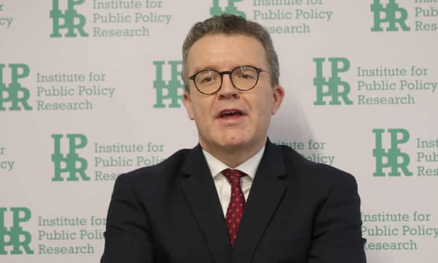 Tom Watson, Labour's deputy leader.