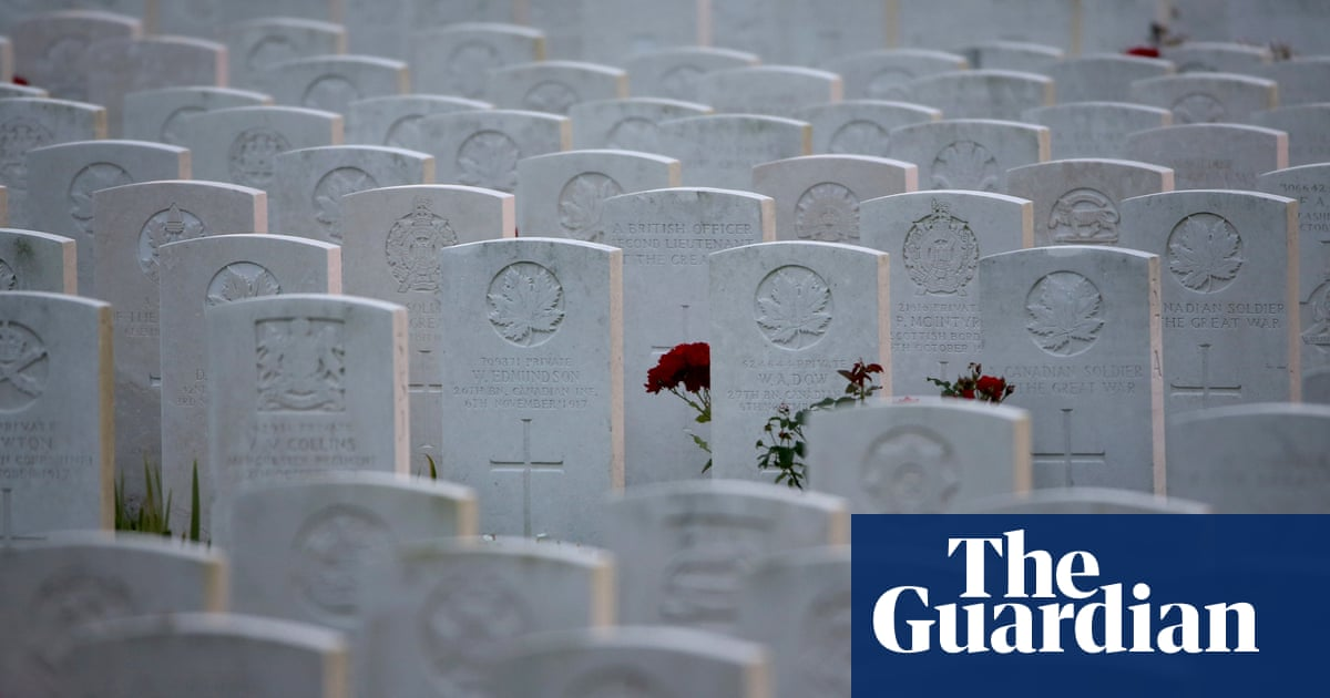 UK inquiry blames 'pervasive racism' for unequal commemoration of black and Asian troops