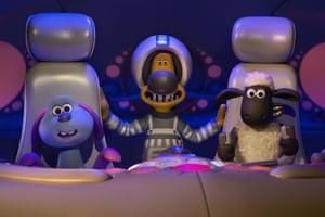 A Shaun the Sheep Movie: Farmageddon.