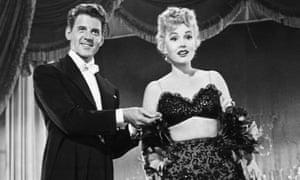 Zsa Zsa Gabor in Lili, 1953.