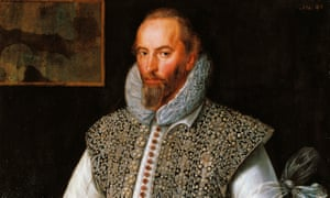 a portrait of sir walter raleigh wearing a brocaded and beaded doublet