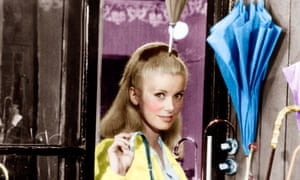 Catherine Deneuve … without her, The Umbrellas of Cherbourg would be simply sucrose.