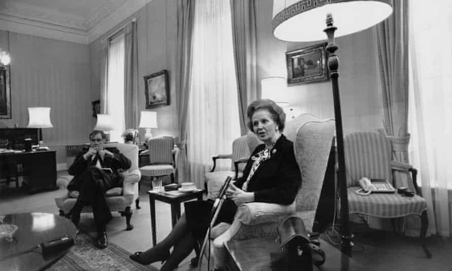 'Bernard Ingham sent a memo to Margaret Thatcher, alerting her to 'a belief that you do not care for people'.'