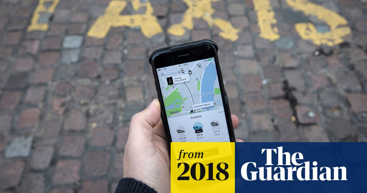 Brighton and Hove council turns down Uber licence renewal