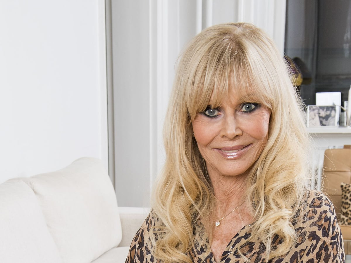 Actress Porn Retiren For 24 Years britt ekland: 'i was put through emotional and psychological