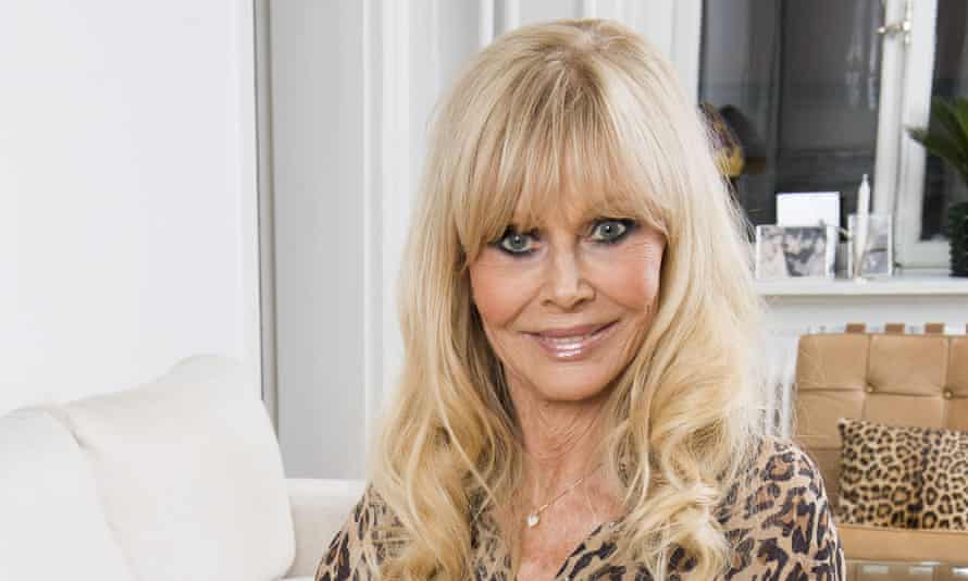 Britt Ekland … 'If you want publicity, you've got to do something to deserve publicity.'