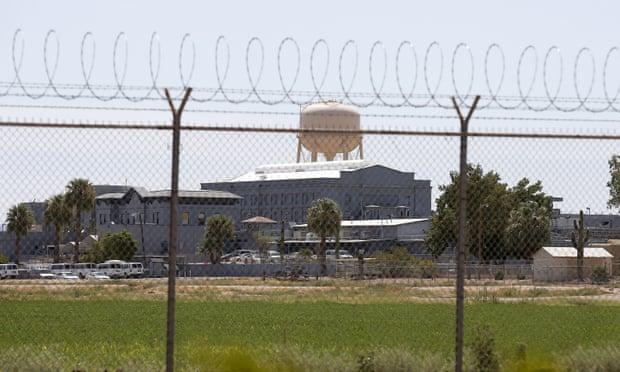 Arizona,cyanide gas,Auschwitz,potassium cyanide,flawed execution system,ASPC-Florence,harbouchanews