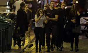 Paris attacks kill more than 120 people – as it happened