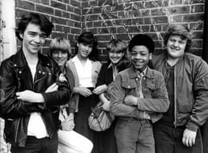 the cast of grange hill from the late 1970s