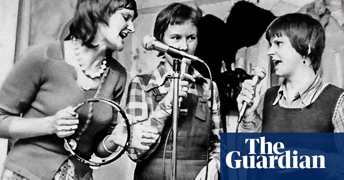Feminist musical trailblazers the Stepney Sisters: We changed what happened next