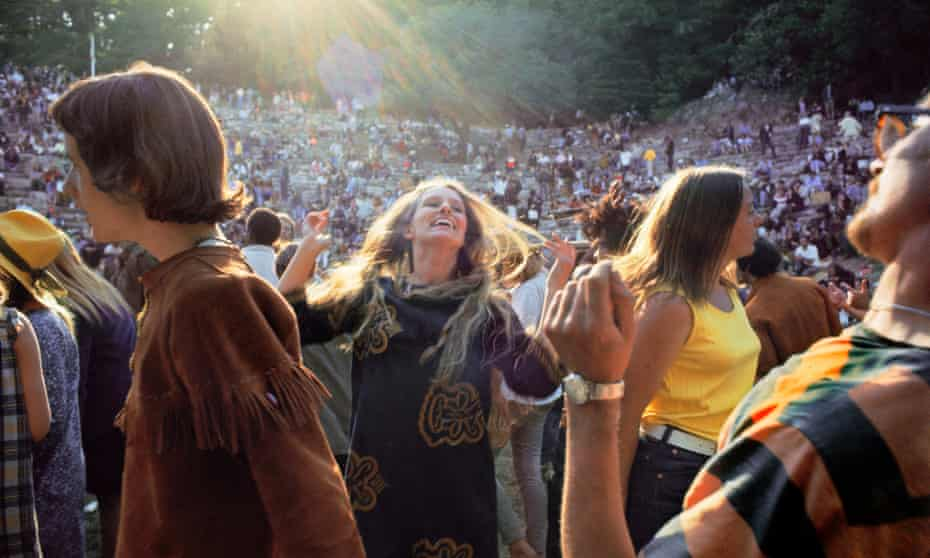 High times: dancing during the Summer of Love, San Francisco, 1967.
