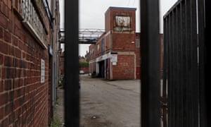 Industrial buildings in Doncaster