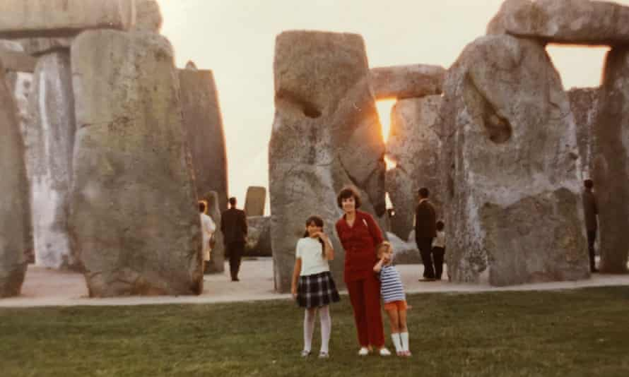 Helena Myska remembers stopping at Stonehenge on the way to Cornwall in 1971. She was nine and her sister was four.