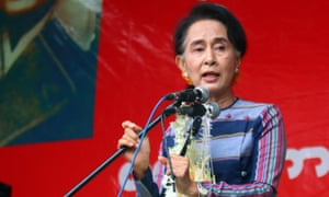 Aung San Suu Kyi: 'The ceasefire agreement must be real and true.'