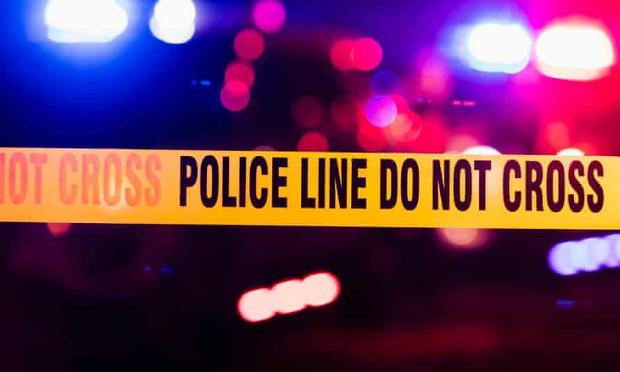 Officer Charles Starks shot Bradley Blackshire on 22 February.