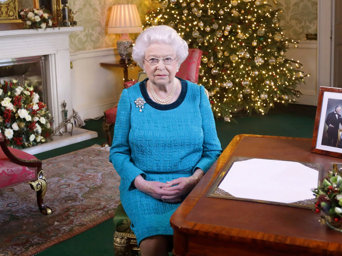 The Queen'S Christmas Broadcast 2021 Official Transcript