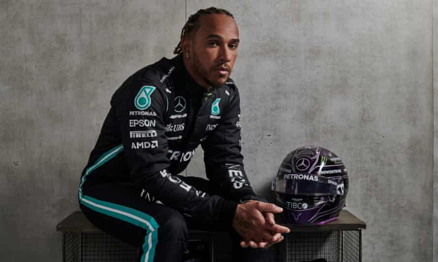 Lewis Hamilton: 'That's my driving force this year too, to make sure we continue to push for accountability.'