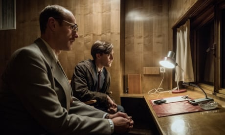 Deutschland 89: 'We filmed it in the Stasi's old HQ – it'sa horror museum'