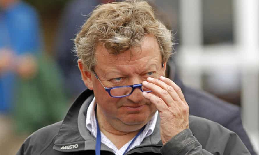 Mark Johnston has suggested that horse racing on television dispenses with any coverage of betting,