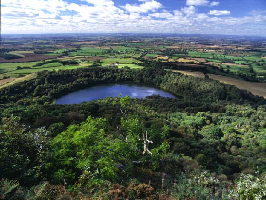 Gormire, Sutton Bank, North Yorkshire Moors