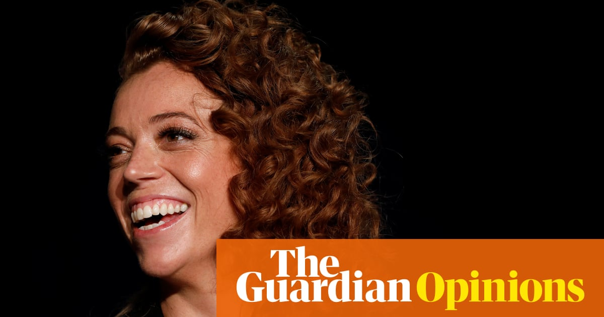 Michelle Wolf has nothing to apologise for. Her critics do, though
