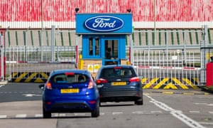 Ford to cut 12,000 jobs in Europe amid struggling car market