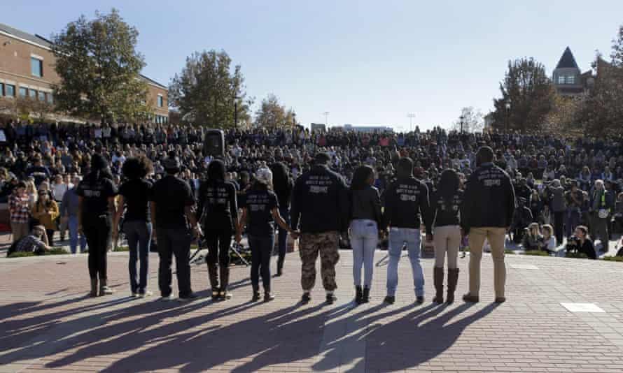 university of missouri race protests
