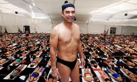 He Said He Could Do What He Wanted The Scandal That Rocked Bikram Yoga Yoga The Guardian