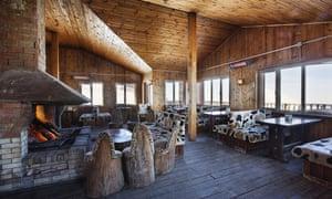 Dedeman Palandoken Ski Lodge, Erzurum, Turkey.