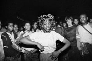 Electric Ballroom, London, 1983.