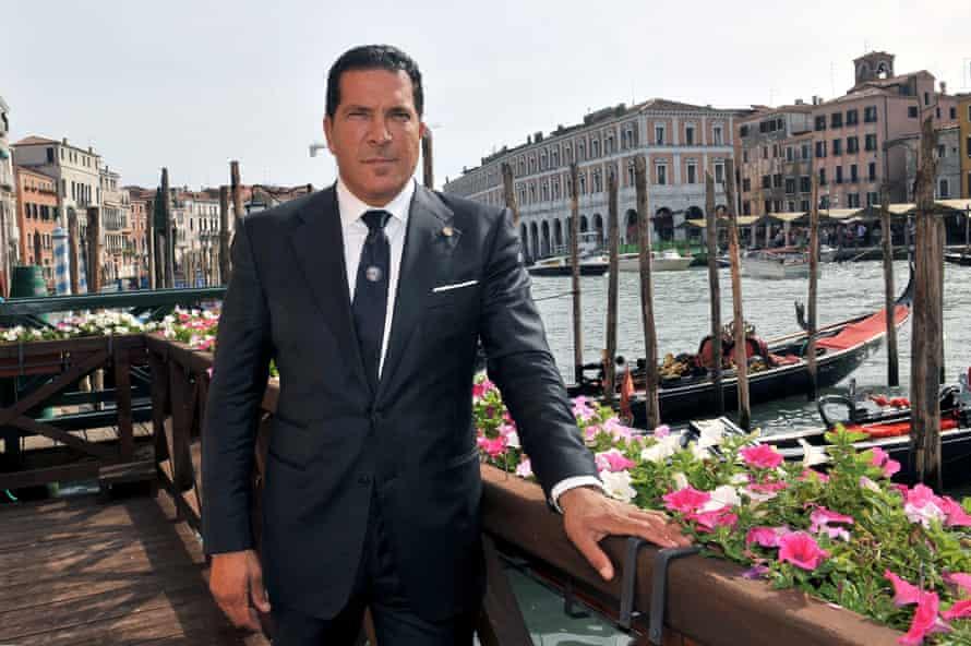 Venezia FC owner Joe Tacopina.