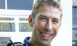 PC Ian Terry had volunteered to play the role of a criminal during a training exercise. He was shot at close range.