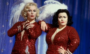 Dawn French (right) and Jennifer Saunders in a previous sketch show outing.
