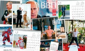 Putin calendars are proving to be a hit in Japan. The 2019 version is outselling those featuring homegrown celebrities in the Loft chainstore.