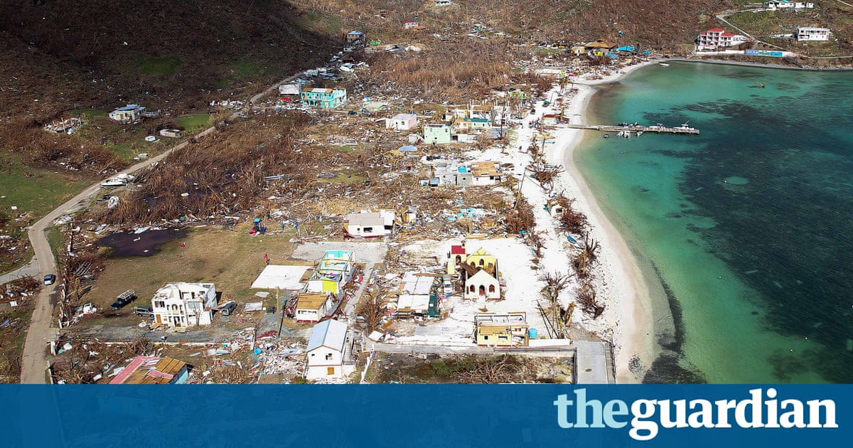 British Virgin Islands brave two storms in two weeks: 'Maria destroyed most of what was left'