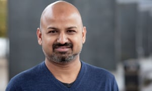 Rafat Ali, of travel media site Skift.