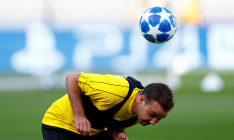 Borussia Dortmund's rejuvenated Mario Götze relishing Bayern return | Marcus Christenson