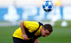 Borussia Dortmund's Mario Götze, who might be better off as Liverpool's Mario Götze.
