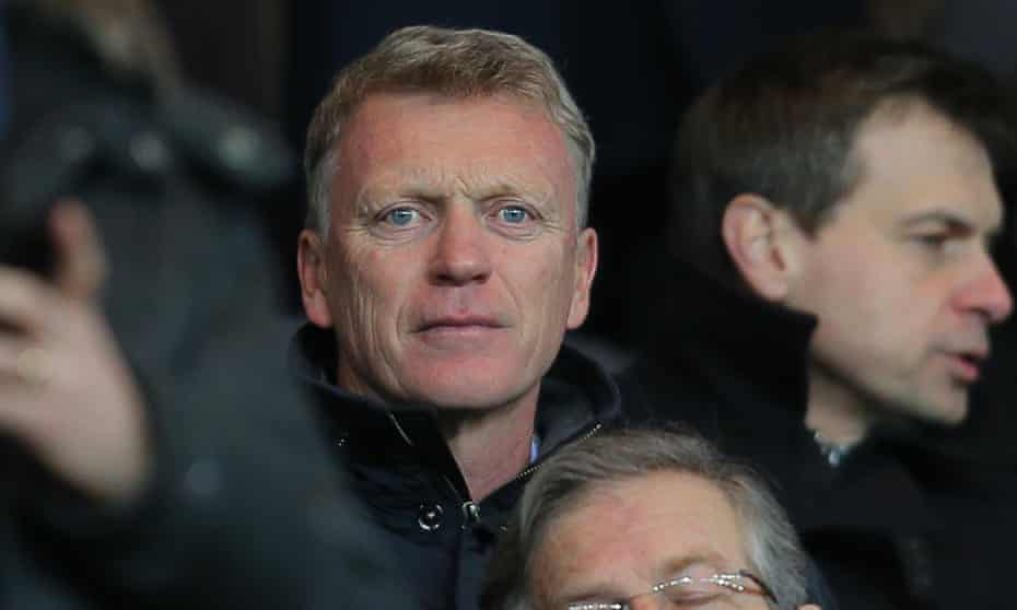 David Moyes could be in line to replace Steve McClaren at Newcastle.