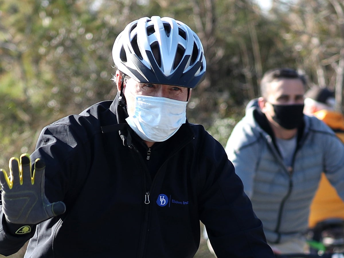 Joe Biden's Peloton bike may pose cybersecurity risk, experts warn | Joe  Biden | The Guardian