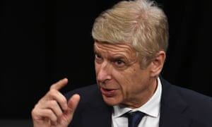 Arsène Wenger was asked about the possibility of returning to management with Bayern Munich.