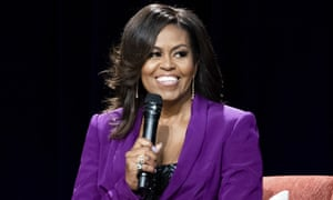 Michelle Obama says she has been suffering from 'low-grade depression'.