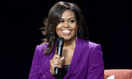 Michelle Obama on marriage: 'There are times when you can't stand each other'