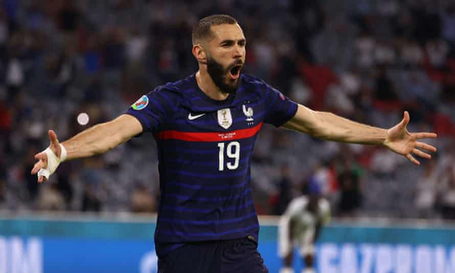 Karim Benzema has slotted into a group of players who know exactly what they are meant to be doing.