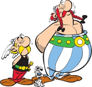 Asterix and Obelix by Uderzo