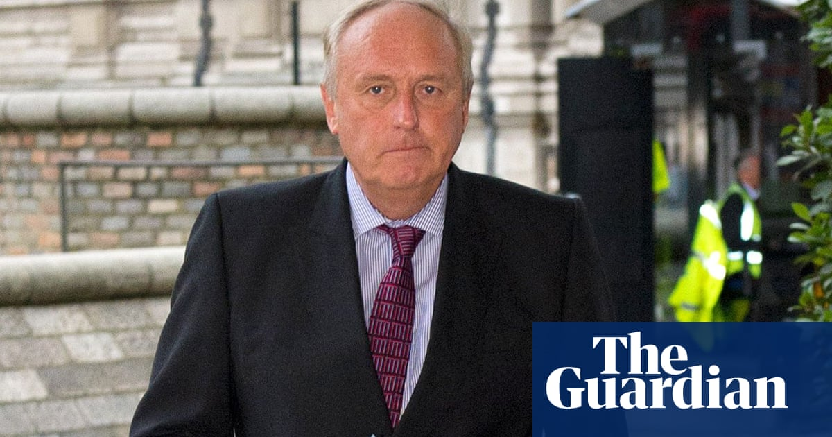 Paul Dacre 'should be banned from reapplying' as Ofcom chair, says Tory MP