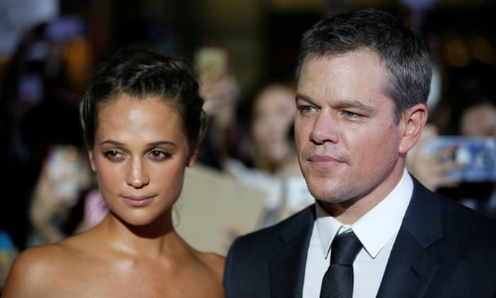 Matt Damon I M Going To Be Replaced As Bourne And That S Fine Jason Bourne The Guardian