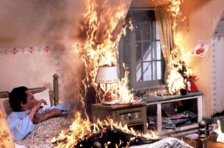 Christopher Walken in The Dead Zone (1983)