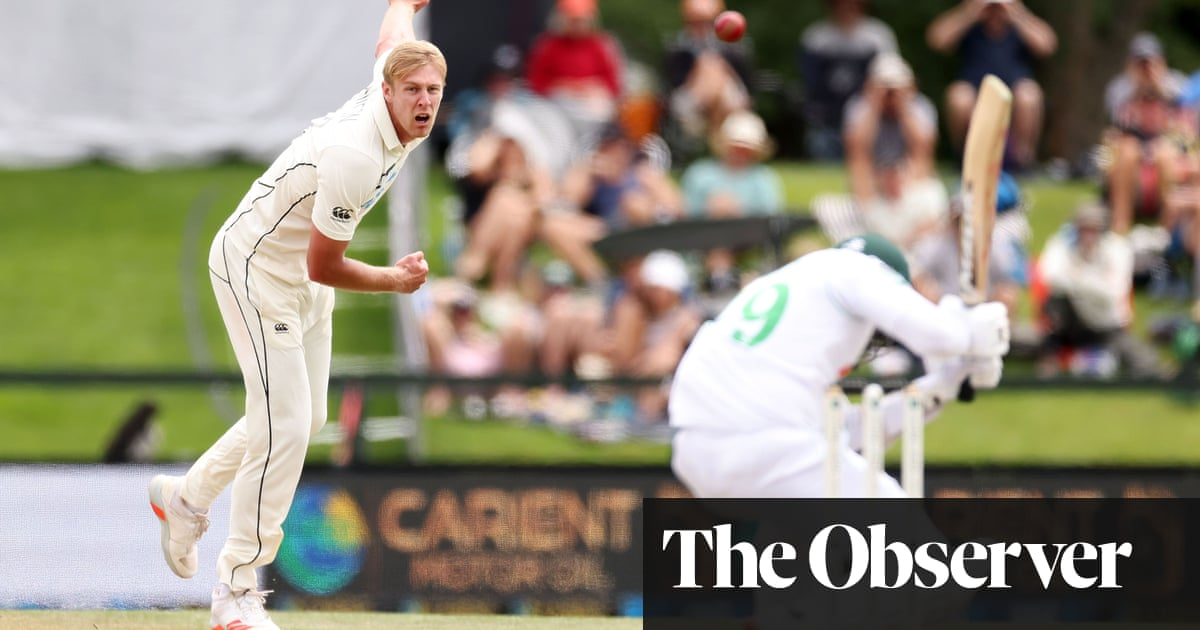Tall orders for Kyle Jamieson and Ollie Robinson lend Test series an edge