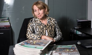 Bravery required: new Today editor Sarah Sands.